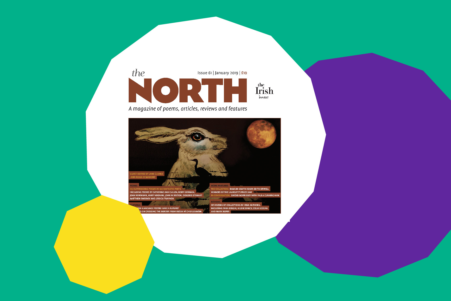 The North Magazine Launch